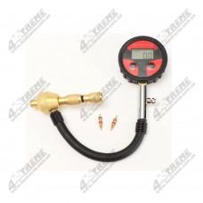 Дефлятор для шин с электронным манометром