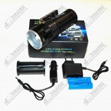 Ручной светодиодный прожектор Police BL-s910