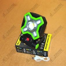 HB-9957 многофункциональный светодиодный прожектор.