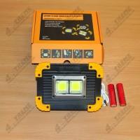LL-812 удобный переносной светодиодный аккумуляторный прожектор 20 ватт