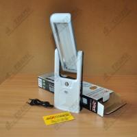 Светодиодная аккумуляторная лампа с солнечной батареей 5862