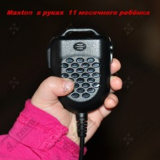 Спикер-микрофон (тангента) MAXTON Mini MT68